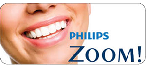 ZOOM teeth whitening in under an hour